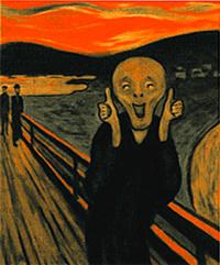Grant Wentzel's Happy Scream